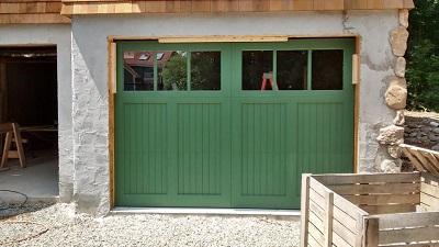 Commerical Garage Doors